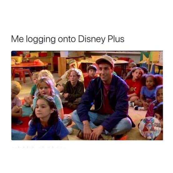 What throwback #Disney movies/shows have you guys been watching