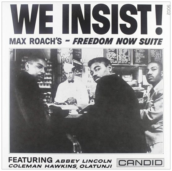 Rearranged by Max Roach, same year.