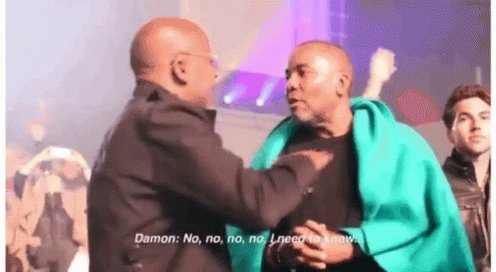 Didn't Lee Daniels just paid him back after he check him.He needs Jay z's help.