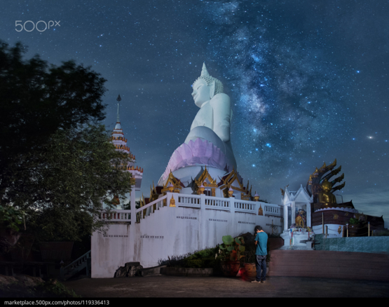 Star Temple by Extra Suriyachat