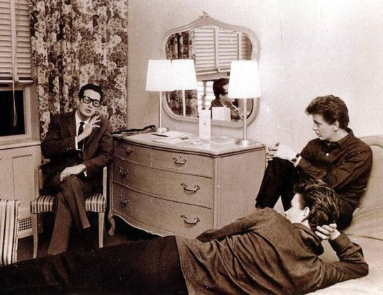 Buddy Holly & the Everly Brothers, 1958