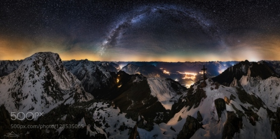Good Bye Milky Way by Nicholas Roemmelt