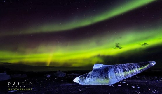 Ice Anvil by Dustin Farrell