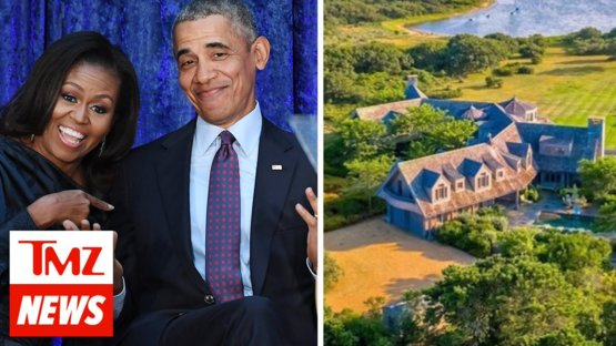 Pop the champagne ... the Obama's just closed on their Presidential Pad!