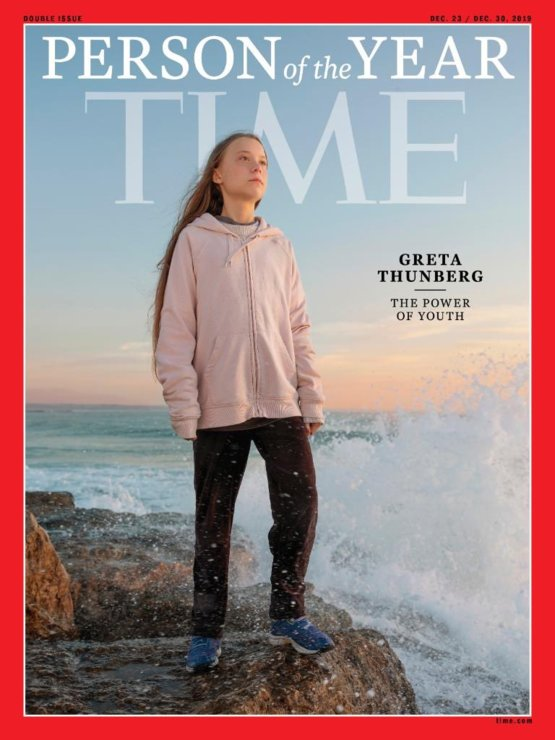 is  person of the year for 2019!