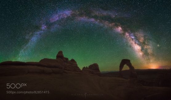 Double Arches by