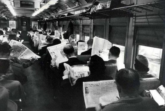 """All this technology is making us antisocial"" - Tag your parents"