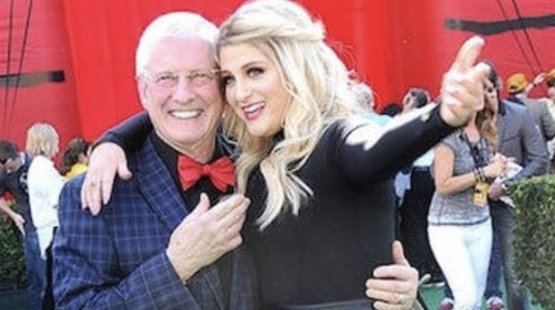BREAKING: Meghan Trainor's Father Struck by Vehicle in Apparent Hit-and-Run. via