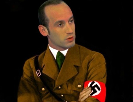 Stephen Miller needs to read his memoirs.   He's doing it all wrong.