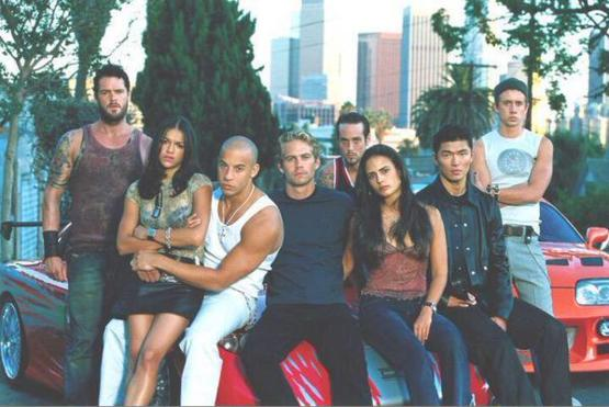The Fast and the Furious, 2001.