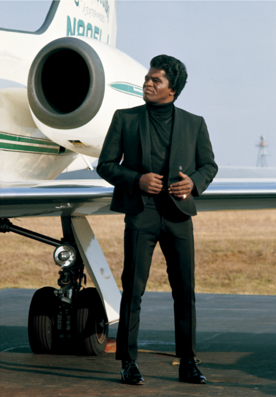 Mr. James Brown, 1967.