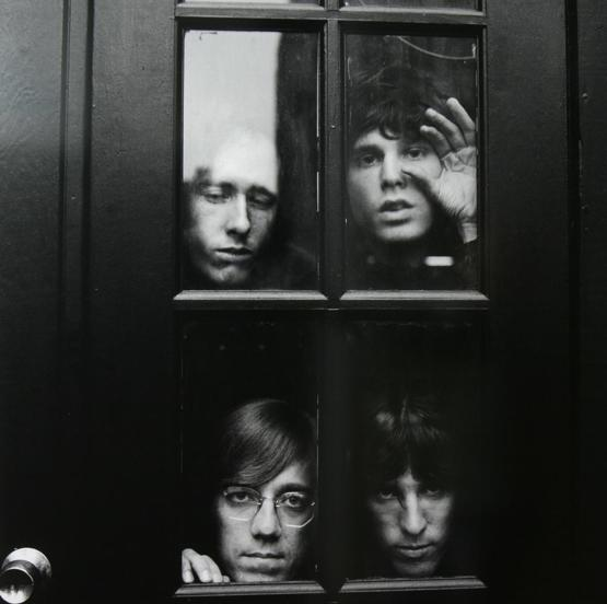 The Doors, New York City, 1967. Photograph by Joel Brodsky.