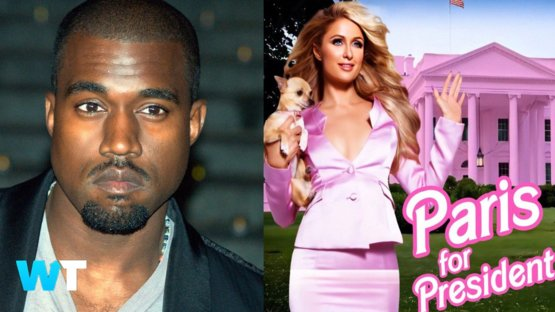 Kanye is running for President Celebrities had the FUNNIEST reactions to the news!