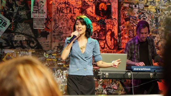 Today in 2015 (July 13), Christina performed at  hosted by