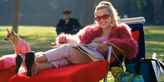 OH MY GOSH OH MY GOSH YOU GUYS! The ICONIC 'Legally Blonde' movie premiered 19 years ago today