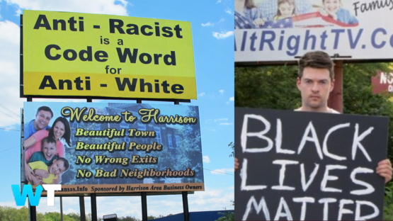 A Black Lives Matter protest in a KKK town More likely than you'd think.