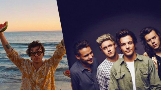 5 years later and a One Direction song is on the charts. Find out how it happened.
