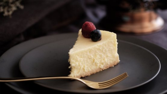Cheesecake: A favorite dessert for Thanksgiving!