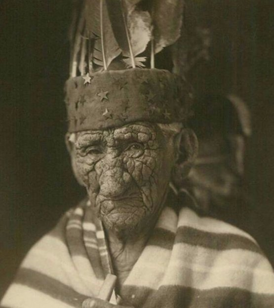 From 1785 to 1922, White Wolf, also known as Chief John Smith said to have lived 137 years