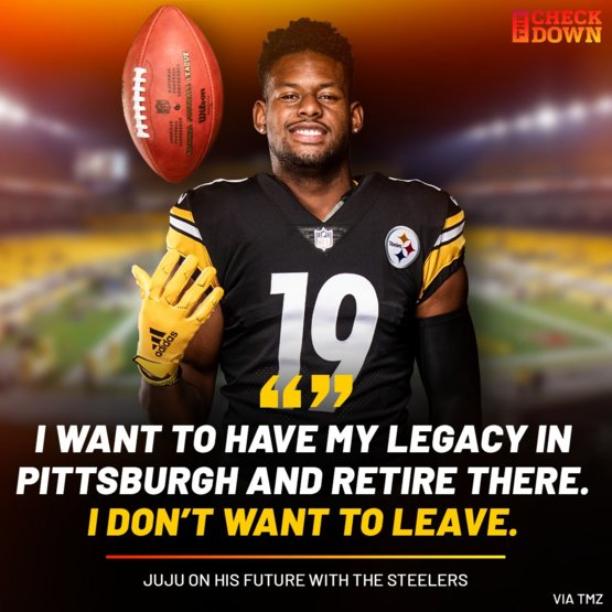 JuJu is all in on Pittsburgh      (via )