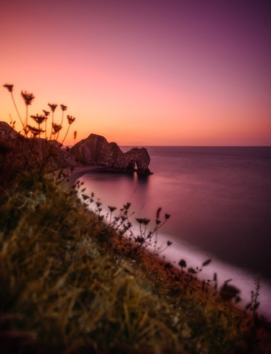 Velvet mornings... #durdledoor