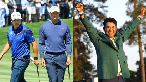 Golf has a new champion and his name is Hideki Matsuyama.