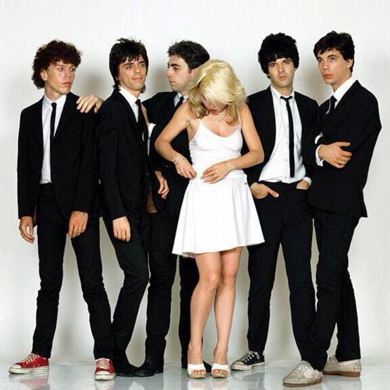 So uniformly tiny. They look like an expansion pack for Polly Pocket.  Blondie, 1978