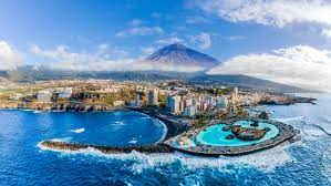 Do you Know Tenerife... it is a Spanish island. Come on