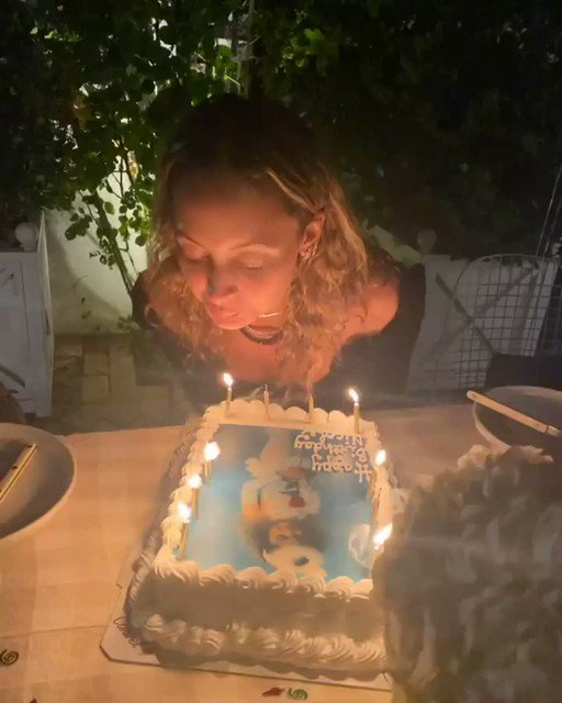 Can we talk about Nicole Richie's 40th birthday video for a second