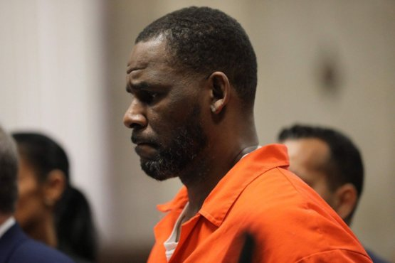 After a guilty verdict in R. Kelly's trial, his music sales have increased over 500%.