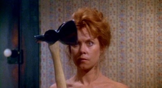 What Elizabeth Montgomery was trying to tell us back in the 70's, man!